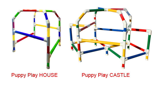 Puppy Play Spaces
